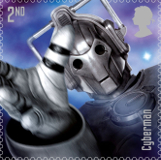 Royal Mail Dr WHO Themed Stamps