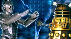 Dalek Vs Cyberman